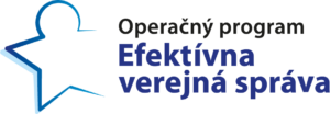 OP EVS loga - farebne - SVK
