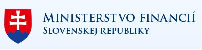 Logo Ministerstva financií SR