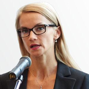 Board of Directors Chairman Zuzana Želinská
